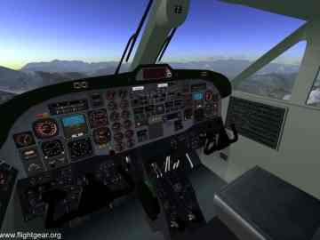 FlightGear the Best Free Flight Simulator Game for PC1