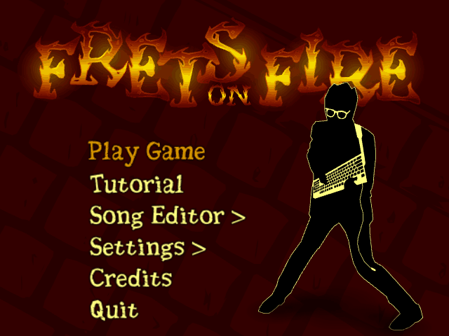 Frets on Fire - Download free Guitar Game, free version of Guitar Hero