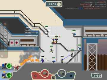 Gang-Garrison-2-a-free-shooter-retro-game-demake-of-Team-Fortress-2