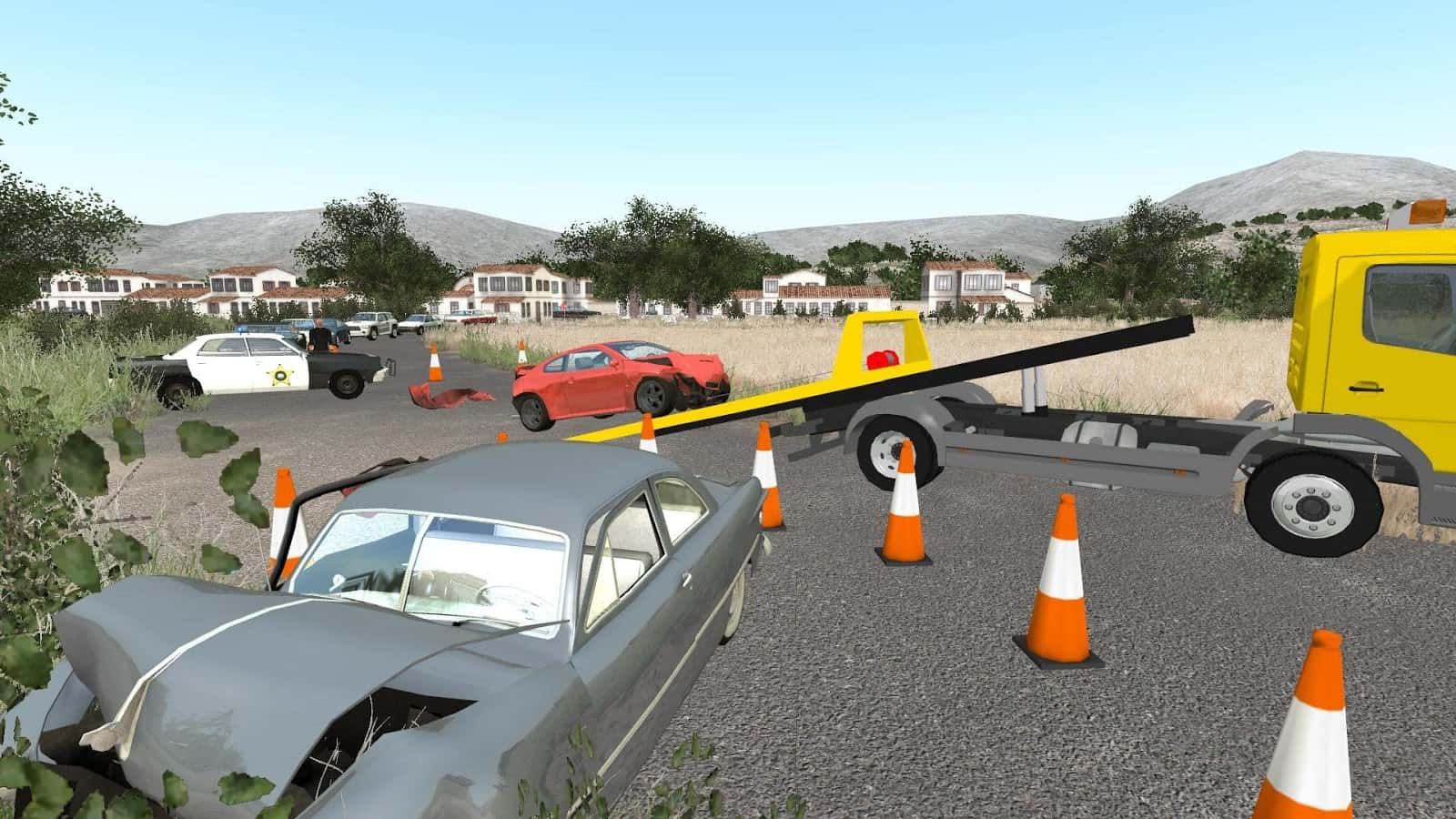 Rigs of Rods truck physics simulation game - FOSS Games and FOS Software Sources