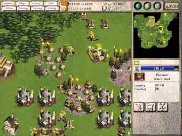 Seven Kingdoms Ancient Adversaries Free to Download Classic RTS Game that let you to play against up to six other kingdoms