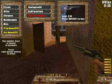 Smokin Guns Free Cowboy FPS Game based on Quake III1