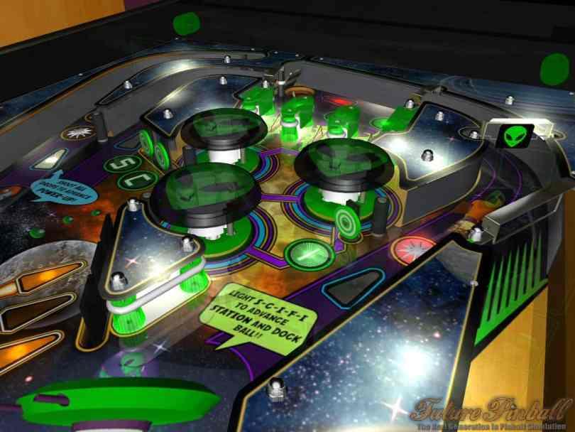 Future Pinball - Free 3D Pinball Game