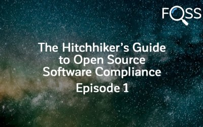 The Hitchhiker's Guide To Open Source Software Compliance