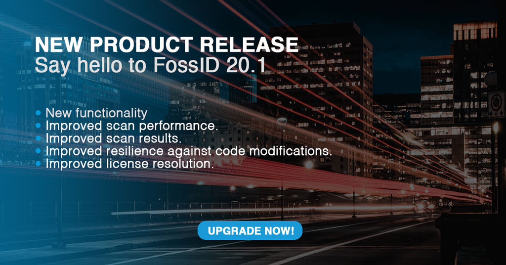 Improved performance and results with FossID's latest product update