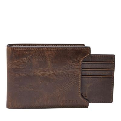 wallets fossil