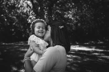 Fossil Photography- Everly one year-22