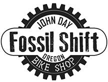 Fossil Shift Logo