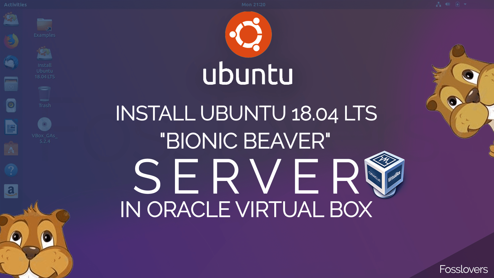 Install-ubuntu-18.04-LTS-Bionic-Beaver-Server-in-Oracle-Virtual-Box