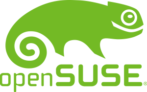 OpenSUSE Logo fosslovers