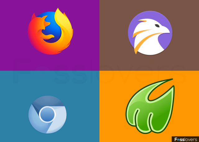 Web Browser Fosslovers