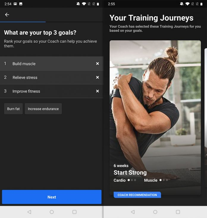 freeletics workout app