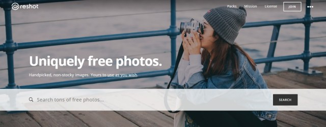 reshot free stock photos
