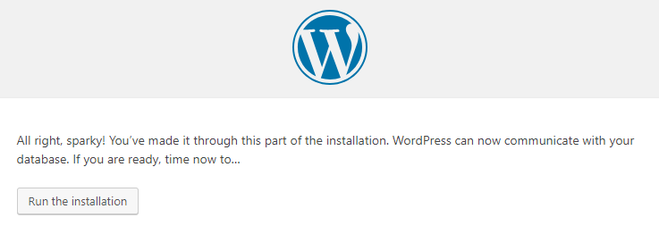 how to install wordpress on localhost via xampp 10