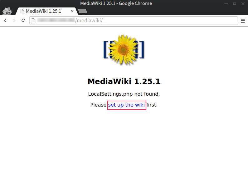 Deploying MediaWiki with MariaDB on Fedora 22 2