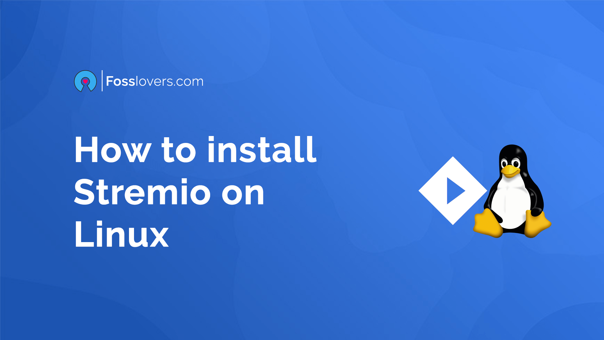 How to install Stremio on Linux