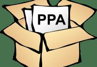 ppa_packaging