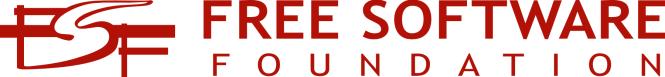 FSF logo.