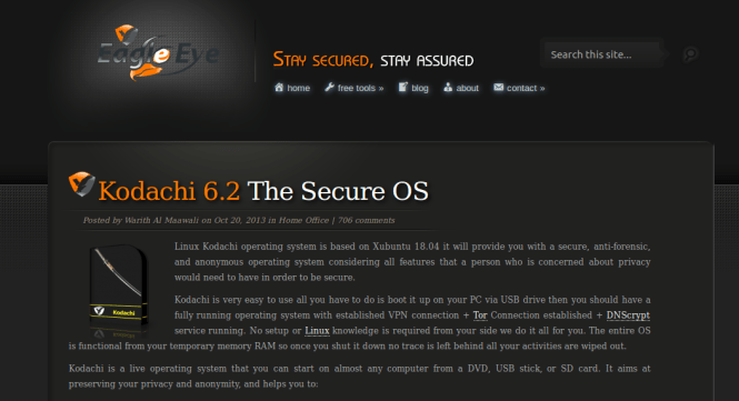 kodachi linux 2