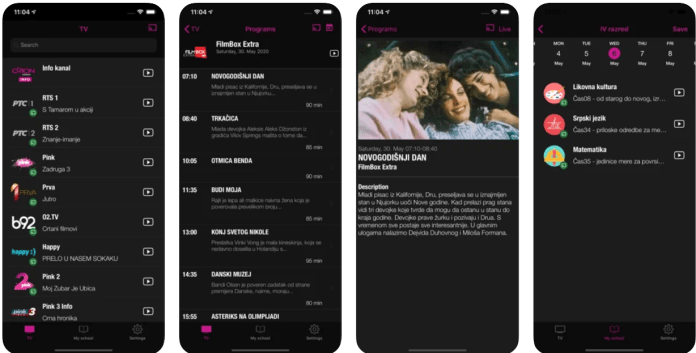 Orion TV app PC download