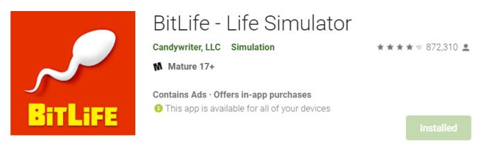 BitLife for Mac