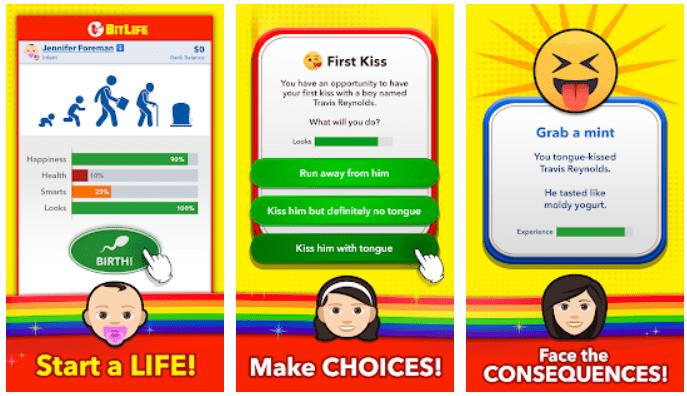BitLife app on Windows