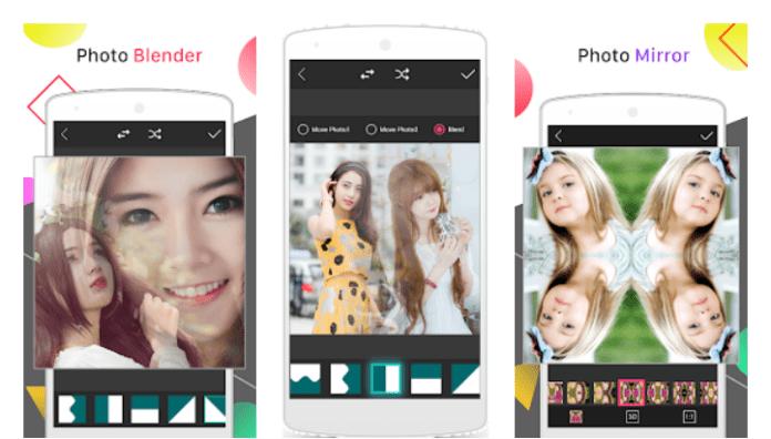 Photo Blender app on Windows