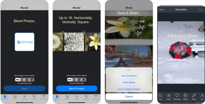 Photo Blender app PC download