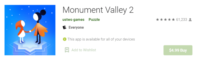 Monument Valley for mac