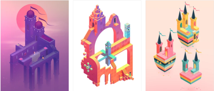 Monument Valley app PC download