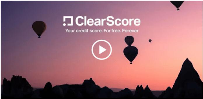 ClearScore app on Windows