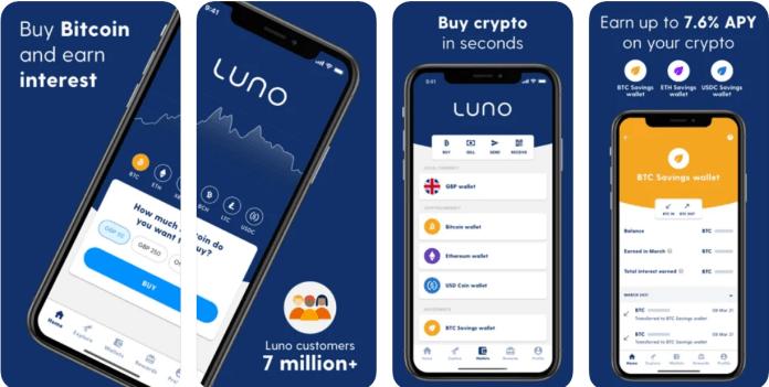 Luno app PC download