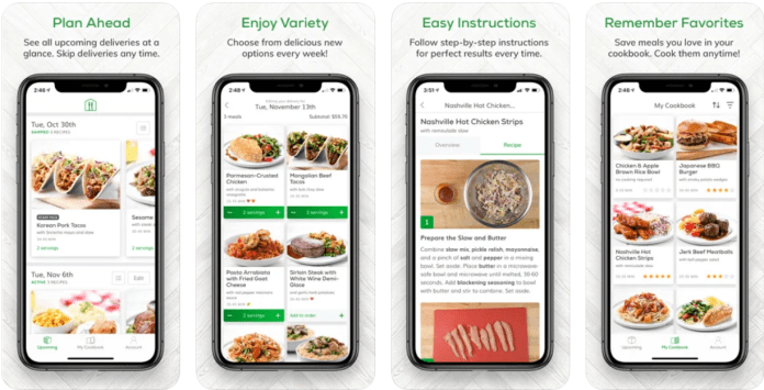 Home Chef app PC download