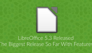 LibreOffice 5.3 Released: The Biggest Release So Far 48 libreoffice 5.3