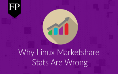 Why Linux Marketshare Stats Are Wrong 27