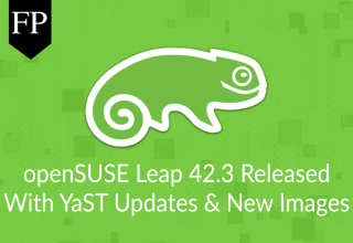 openSUSE 42.3 Released, Here's What's New 22 opensuse 42.3
