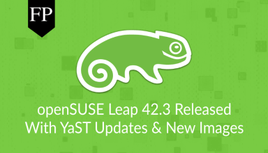 openSUSE 42.3 Released, Here's What's New 15 opensuse 42.3