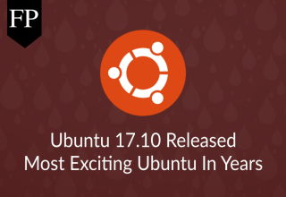 Ubuntu 17.10 Released: Most Exciting Ubuntu In Years 9 ubuntu 17.10