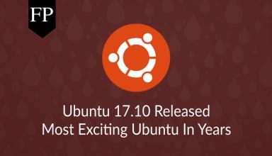 Ubuntu 17.10 Released: Most Exciting Ubuntu In Years 1 ubuntu 17.10