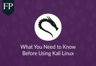 Kali Linux: What You Must Know Before Using it 9 Kali Linux