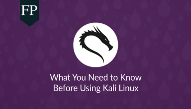 Kali Linux: What You Must Know Before Using it 152