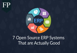 7 Open Source ERP Systems That are Actually Good 15 open source erp