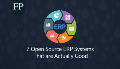 7 Open Source ERP Systems That are Actually Good 41