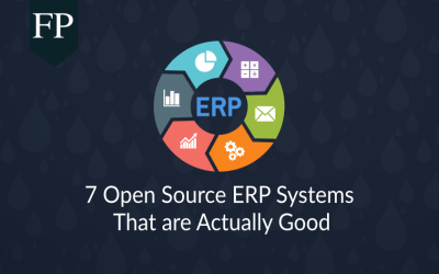7 Open Source ERP Systems That are Actually Good 15