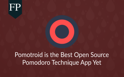 Pomotroid is the Best Open Source Pomodoro Technique App Yet 11