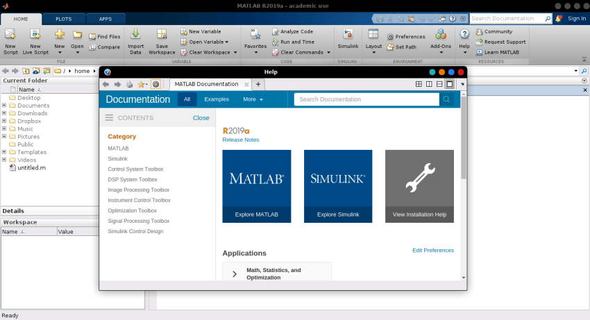 You can Easily Install Matlab on Linux for a While Now
