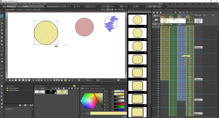 5 Open Source 2D Animation Software to Use 17 Open Source 2D Animation Software