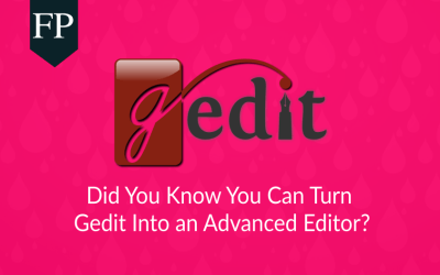 Enable Gedit Plugins To Turn It Into a Powerful Editor 7