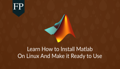 You can Easily Install Matlab on Linux for a While Now 87