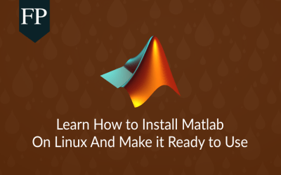 You can Easily Install Matlab on Linux for a While Now 9